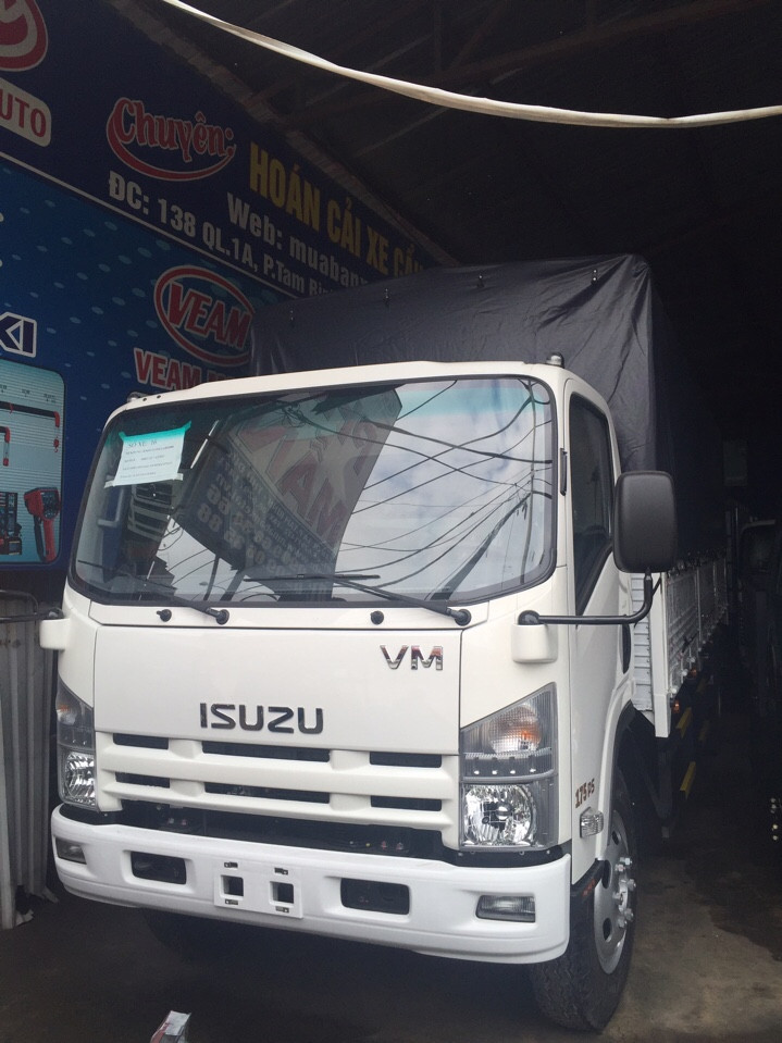 Bán xe tải isuzu 8.2 tấn/ xe tải isuzu 8.5 tấn VM thùng dài 7.1 mét lắp ráp tại Việt Nam Giá tốt