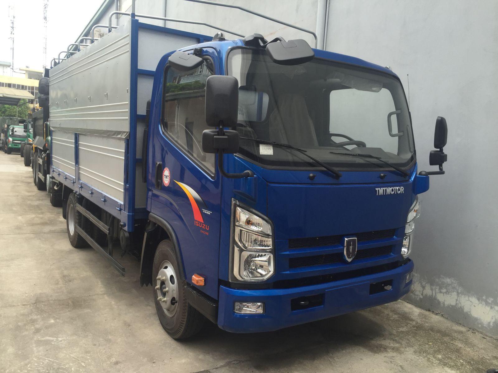 Bán xe tải cửu long 2.5 tấn / 2.4 tấn động cơ isuzu D4BH đời 2016 1 cầu giá rẻ