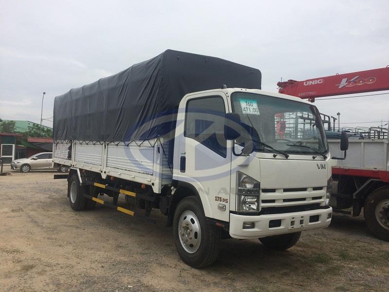 Mua xe tải 8 tấn/ 8.5 tấn - 8 tấn 5 tốt nhất hiện nay - xe tải isuzu 8 tấn VM giá rẻ, chất lượng