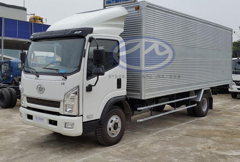 Thông số kỹ thuật xe tải Faw 6.2 tấn thùng dài 4.36 mét/Mua xe tải FAW 6,2 tấn / Xe Faw 6 TẤN 2