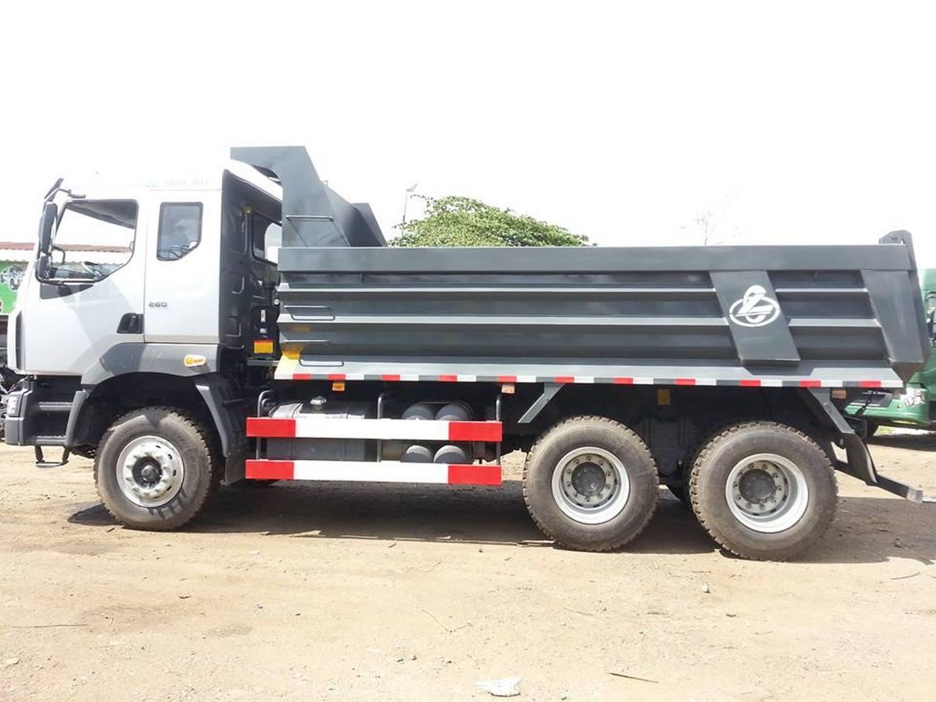 Cần bán xe ben chenglong 3 chân - Bán xe tải tự đổ chenglong 3 chân - xe ben chenglong