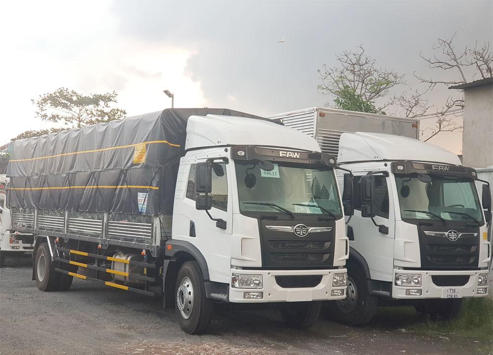 xe tải 8 tấn/ 9 tấn