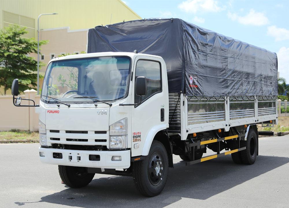 xe tải 8 tấn/9 tấn