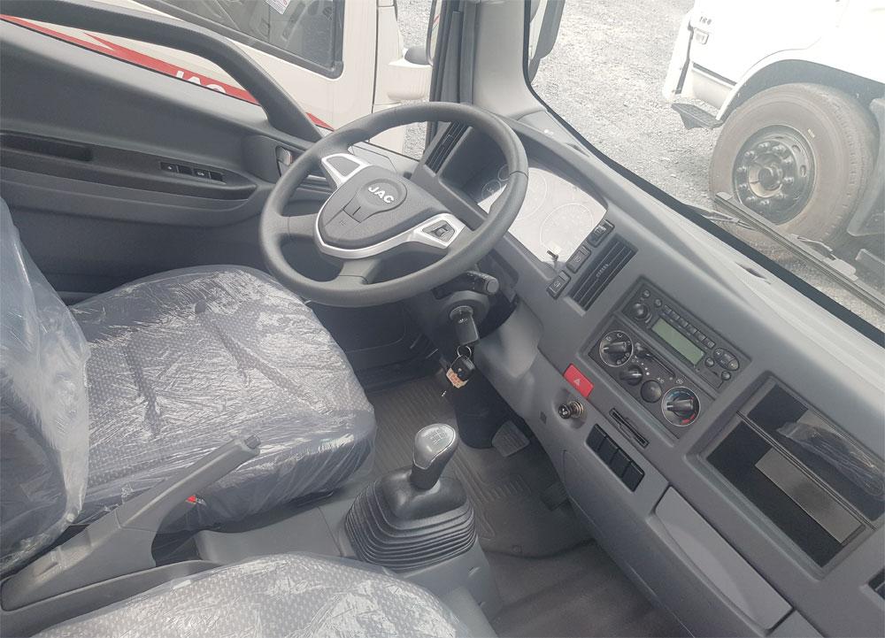 xe tải jac 1t9 thùng 4.3m
