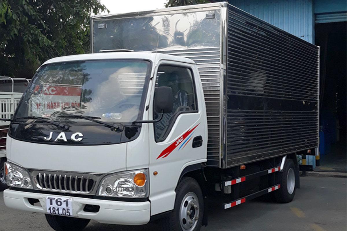 xe tải jac 2t4 l250 thùng 4.3m