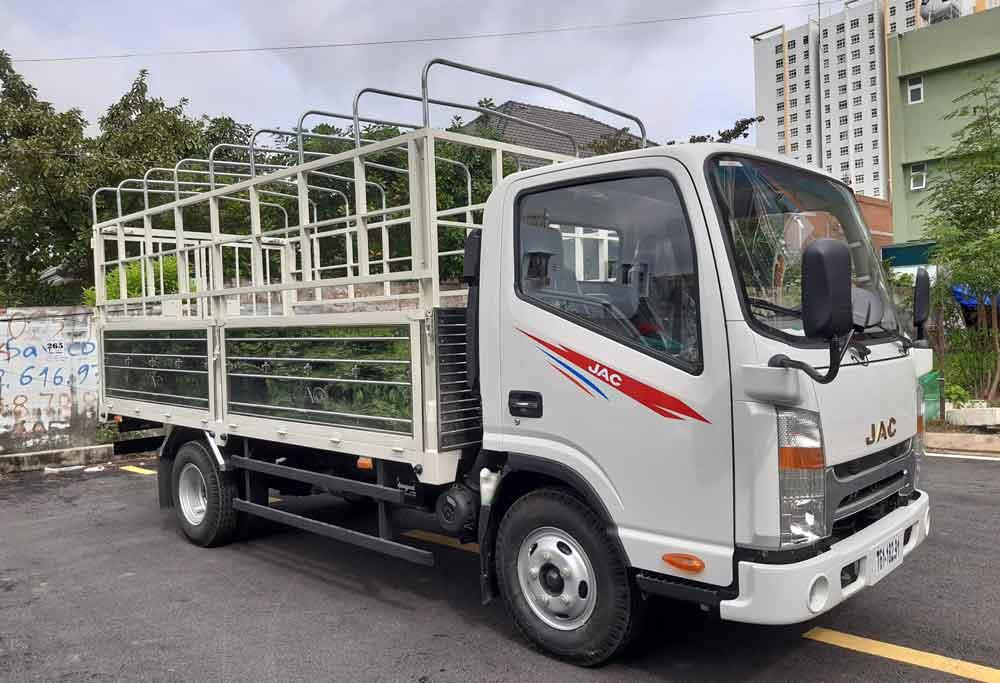 xe tải jac 3t5 thùng 4.3m