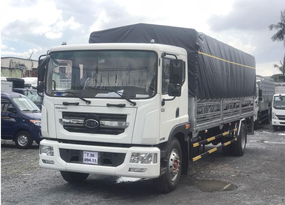 xe tải 9 tấn