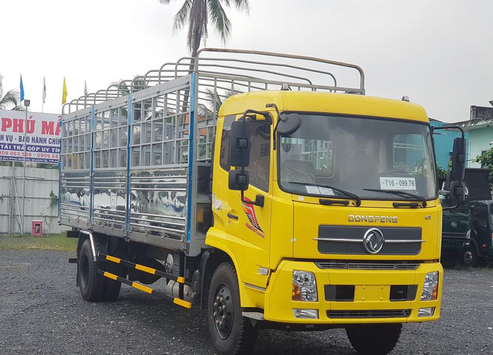 xe tải 8 tấn /9 tấn