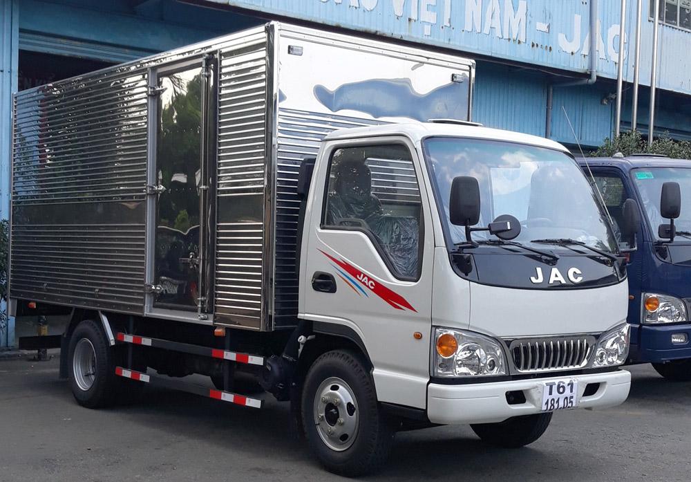 xe tải jac 2t4 l250