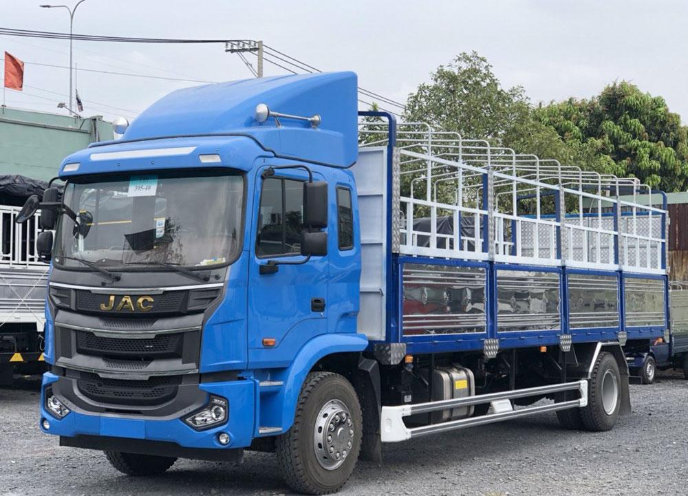 xe tải jac 9 tấn