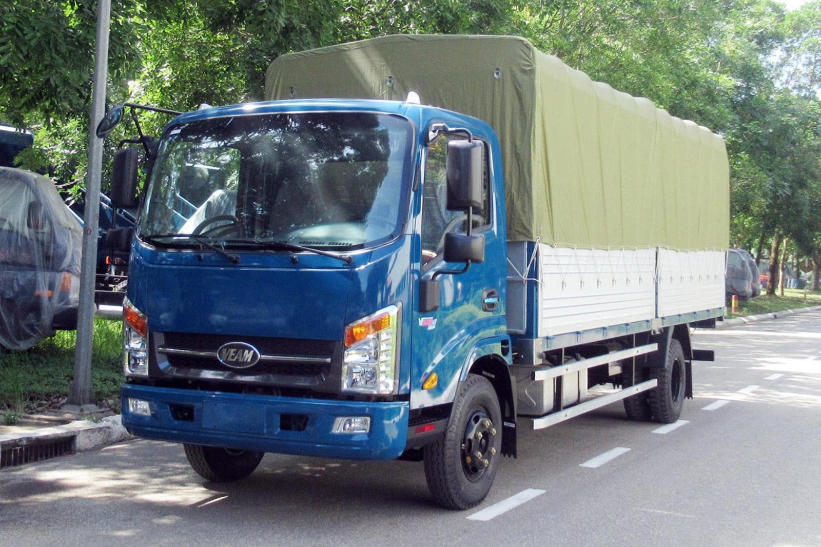 xe tải veam 1.9 tấn