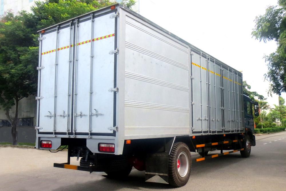xe tải veam vpt880 8 tấn thùng 9.5m